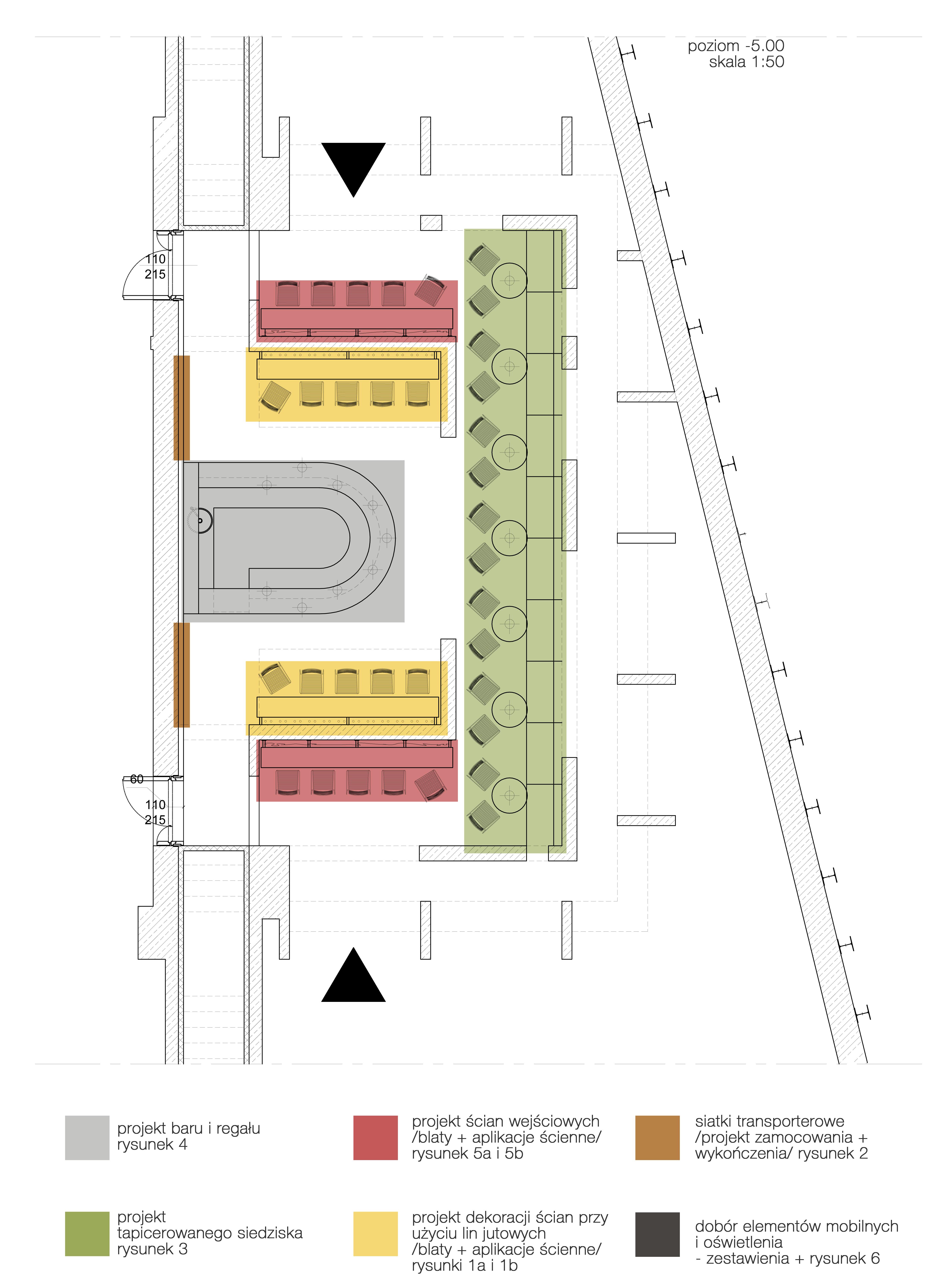 Bar, Teatr Szekspirowski - koncepcja, Marta Koniczuk